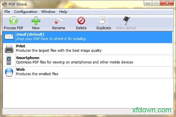 pdfshrink电脑软件