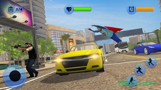 超级奶奶飞行英雄最新版