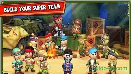 特种部队游戏免费下载